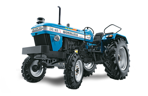 Sonalika DI 42 Sikander Tractor On-road price in India. Sonalika DI 42 Sikander Tractor Features, specifications, and full video review