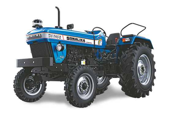 Sonalika DI 745 III Tractor On-road price in India. Sonalika DI 745 III Tractor Features, specifications, and full video review