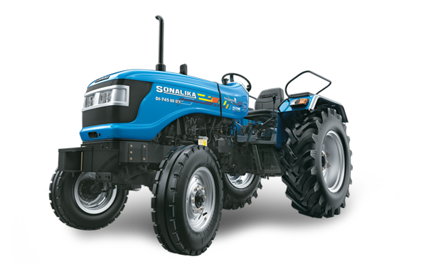 Sonalika DI 745 III RX Sikander Tractor On-road price in India. Sonalika DI 745 III RX Sikander Tractor Features, specifications, and full video review