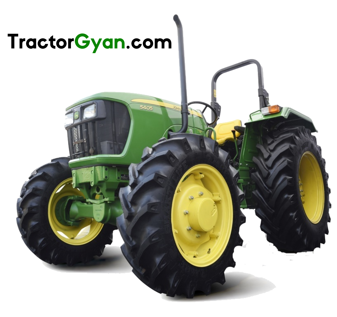 John deere 5405 GEARPRO 4WD Tractor On-road price in India. John deere 5405 GEARPRO 4WD Tractor Features, specifications, and full video review