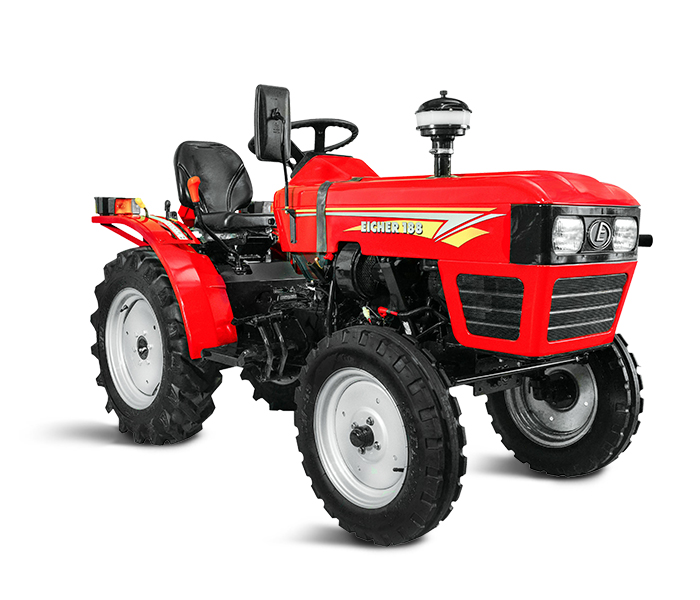 Eicher 188 Tractor On-road price in India. Eicher 188 Tractor Features, specifications, and full video review