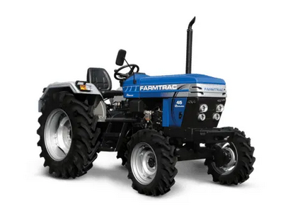 Farmtrac 45 Executive Ultramaxx Tractor On-road price in India. Farmtrac45 Executive Ultramaxx Tractor Features, specifications, and full video review