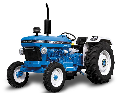Farmtrac 50 Smart Tractor On-road price in India. Farmtrac 50 Smart Tractor Features, specifications, and full video review