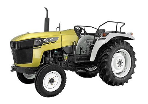 Force Sanman 5000 Tractor On-road price in India. Force Sanman 5000 Tractor Features, specifications, and full video review