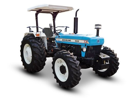 New Holland 5630 Tx Plus 4WD Tractor On-road price in India. New Holland 5630 Tx Plus 4WD Tractor Features, specifications, and full video review
