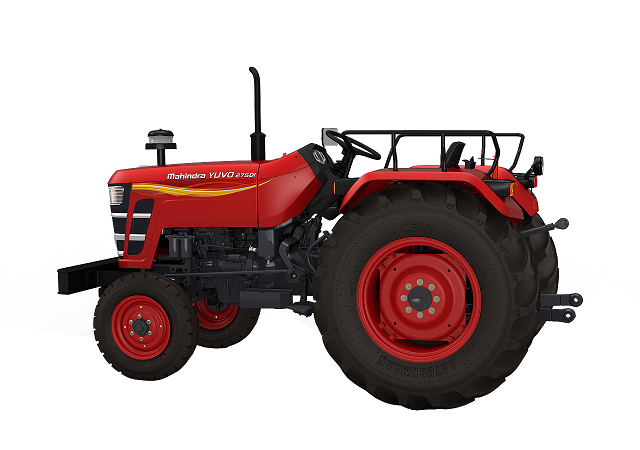 Mahindra Yuvo 275 DI Tractor Price, Feature, Specification, Review in India. Mahindra Yuvo 275 DI Tractor on road Price