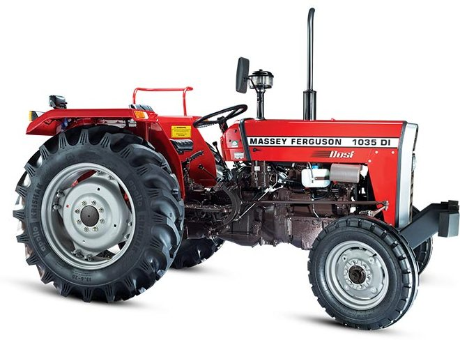 Massey Ferguson 1035 DI Dost Tractor On-road price in India. Massey Ferguson 1035 DI Dost Tractor Features, specifications, and full video review
