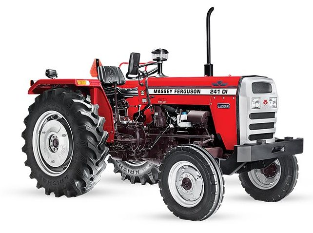 Massey Ferguson 241 Di TONNER Tractor On-road price in India. Massey Ferguson 241 Di TONNER Tractor Features, specifications, and full video review