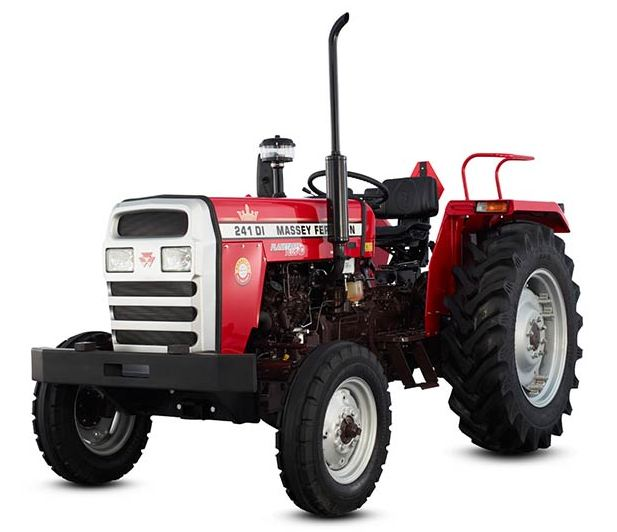 Massey Ferguson 241 Di Planetary Plus Crown Series Tractor On-road price in India. Massey Ferguson 241 Di Planetary Plus Crown Series Tractor Features, specifications, and full video review