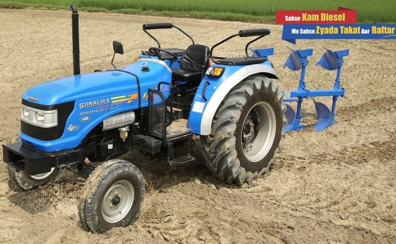 Sonalika WT 60 Sikandar Tractor On-road price in India. Sonalika WT 60 Sikandar Tractor Features, specifications, and full video review