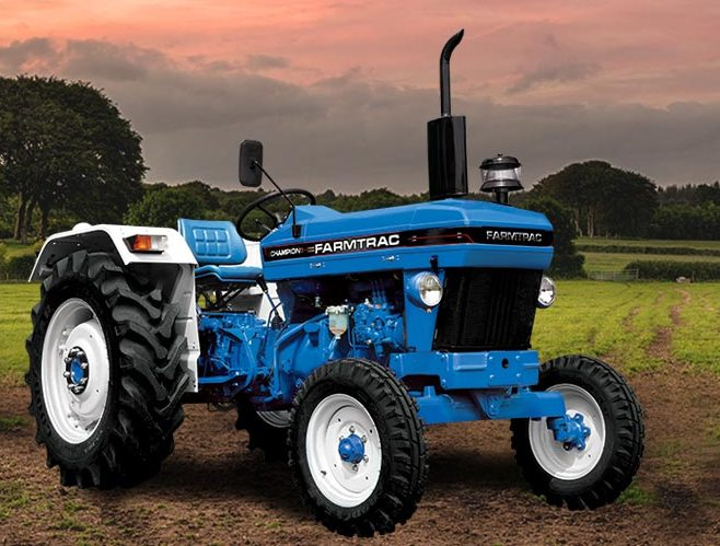 Farmtrac Champion 42 Supermaxx Tractor On-road price in India. Farmtrac Champion 42 Supermaxx Tractor Features, specifications, and full video review