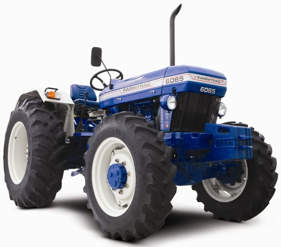 Farmtrac 6065 Supermax Tractor On-road price in India. Farmtrac 6065 Supermax Tractor Features, specifications, and full video review