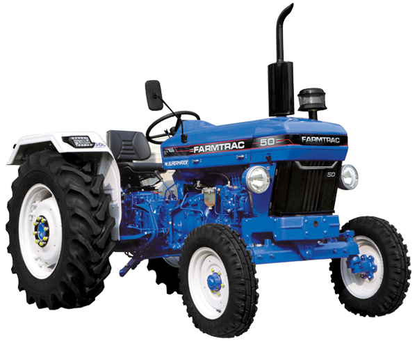 Farmtrac 50 Smart Supermaxx Tractor On-road price in India. Farmtrac 50 Smart Supermaxx Tractor Features, specifications, and full video review