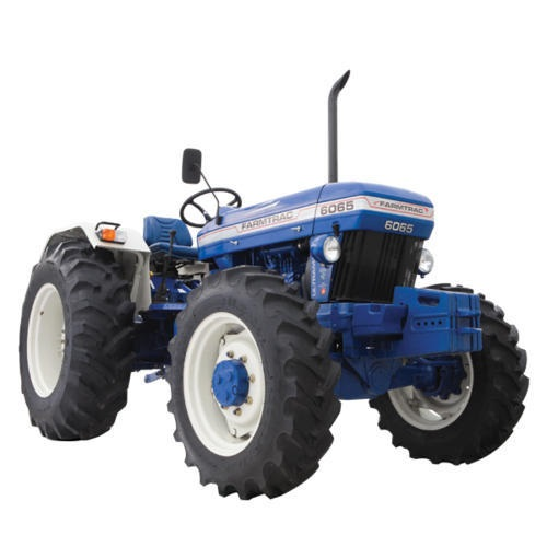 Farmtrac 6065 Ultramax Tractor On-road price in India. Farmtrac 6065 Ultramax Tractor Features, specifications, and full video review