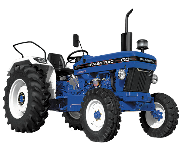 Farmtrac 60 classic pro-Supermaxx Tractor On-road price in India. Farmtrac 60 classic pro Supermaxx Tractor Features, specifications, and full video review