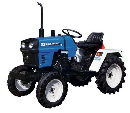 Escorts Steeltrac-18 Tractor On-road price in India.Escorts Steeltrac-18 Tractor Features, specifications, and full video review