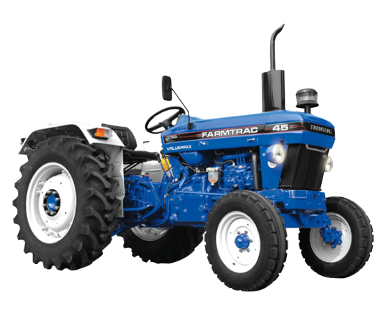 Farmtrac 45 smart Supermaxx Tractor On-road price in India. Farmtrac45 smart Supermaxx Tractor Features, specifications, and full video review