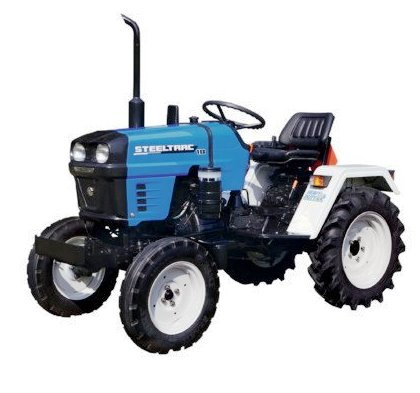Escorts Steeltrac-15 Tractor On-road price in India.Escorts Steeltrac-15 Tractor Features, specifications, and full video review