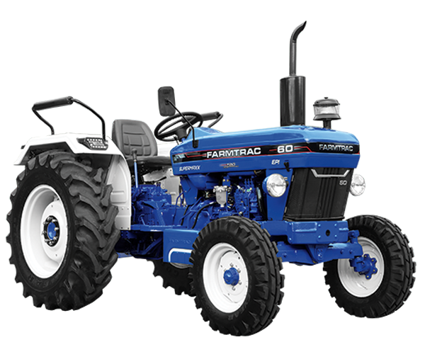 Farmtrac 60 Classic EpI T20 Supermaxx Tractor On-road price in India. Farmtrac 60 Classic EpI T20 Supermaxx Tractor Features, specifications, and full video review