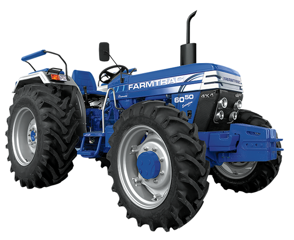 Farmtrac 6050 Ultramaxx Tractor On-road price in India. Farmtrac 6050 Ultramaxx Tractor Features, specifications, and full video review
