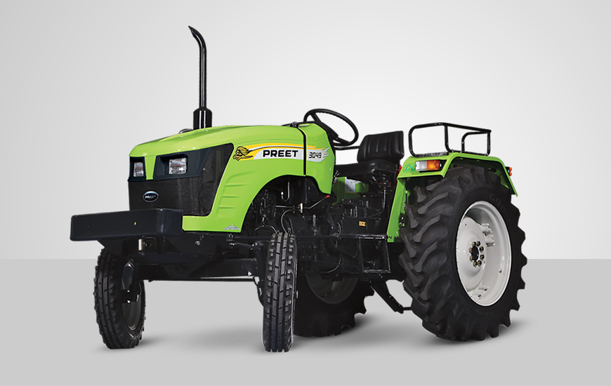 Preet 3049 2WD Tractor On-road price in India. Preet 3049 2WD Tractor Features, specifications, and full video review