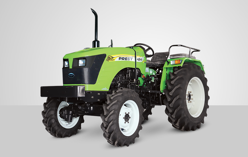 Preet 4049 4WD Tractor On-road price in India. Preet 4049 4WD Tractor Features, specifications, and full video review