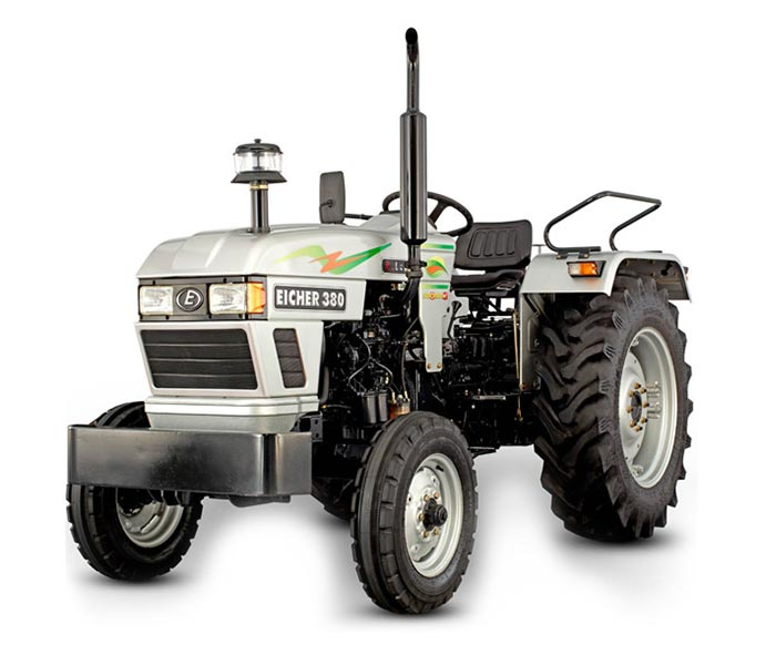Eicher 380 Super DI Tractor On-road Price in India. Eicher 380 Super Di Tractor Price, Feature, Specification, Review Video
