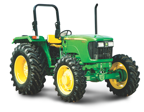 John Deere 5210 4WD Tractor on road price in India. John Deere 5210 4WD Tractor features specifications and details