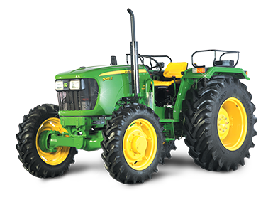 John Deere 5060 E 4 WD Tractor on road price in India. John Deere 5060 E 4 WD Tractor features specifications and details