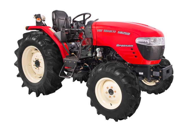 Vst Shakti 5025 R Branson Tractor On-road price in India. Vst Shakti 5025 R Branson Tractor Features, specifications, and full video review
