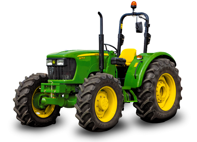 John Deere 5065 E 4WD Tractor on road price in India. John Deere 5065 E 4WD Tractor features specifications and details