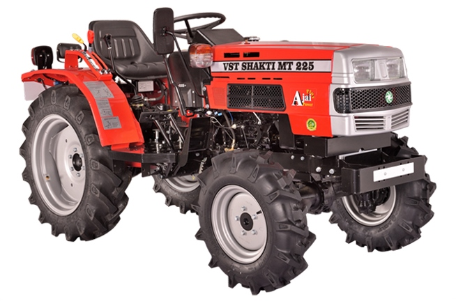 Vst Shakti Mt 225 Ajai Power Plus Tractor On-road price in India. Vst Shakti Mt 225 Ajai Power Plus Tractor Features, specifications, and full video review