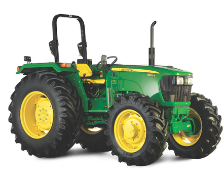 John Deere 5075 E 4WD Tractor on road price in India. John Deere 5075 E 4WD Tractor features specifications and details
