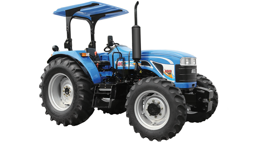Ace DI 6500 Tractor On-road price in India. Ace DI 6500 Tractor Features, specifications, and full video review