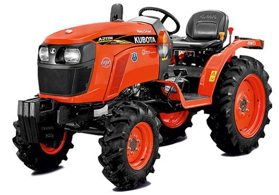 Kubota A211N-OP Tractor on road price in India. Kubota A211N-OP Tractor features specifications and details