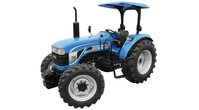 Ace DI 7500 Tractor On-road price in India. Ace DI 7500 Tractor Features, specifications, and full video review