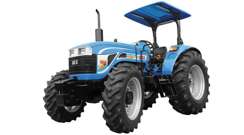 Ace DI 9000 4WD Tractor On-road price in India. Ace DI 9000 4WD Tractor Features, specifications, and full video review