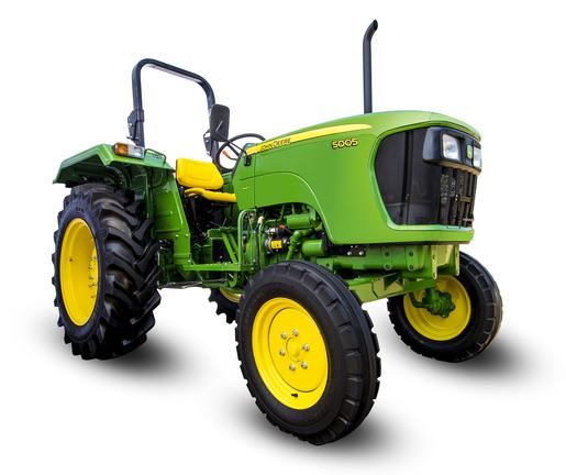 John deere 5005 Tractor On-road price in India. John deere 5005 Tractor Features, specifications, and full video review