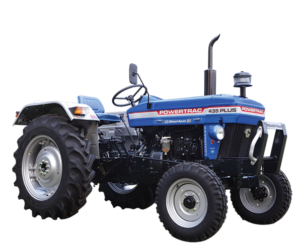 Powertrac 435 Plus Tractor on road price in India. Powertrac 435 Plus Tractor features specifications and details