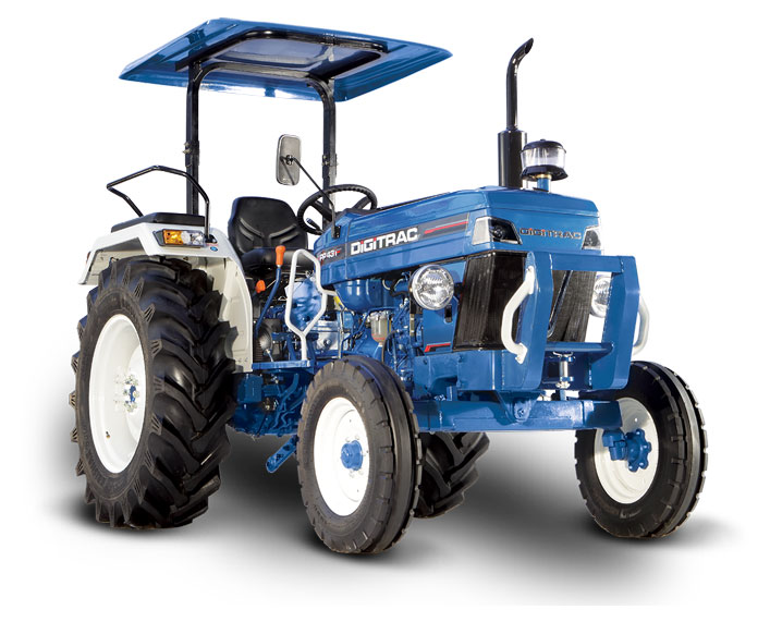 Digitrac PP 43i Tractor On-road price in India. Digitrac PP 43i Tractor Features, specifications, and full video review