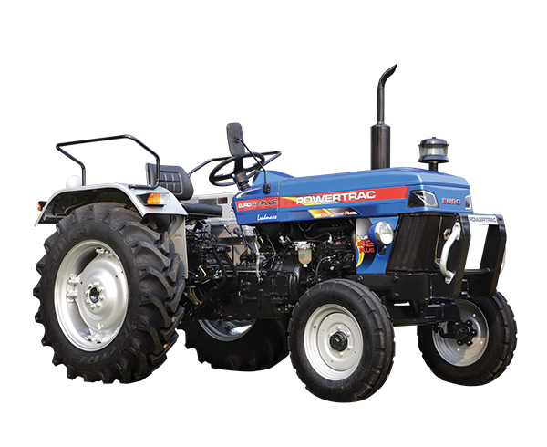 Powertrac Euro 42 Plus Tractor on road price in India. Powertrac Euro 42 Plus Tractor features specifications and details