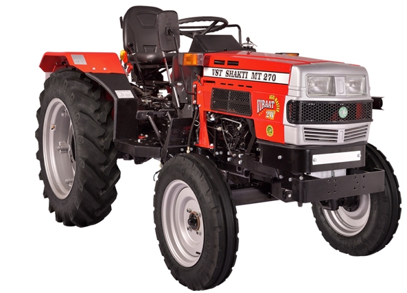VST Shakti MT 270 Viraat 2W Agrimaster Tractor on road price in India. VST Shakti MT 270 Viraat 2W Agrimaster Tractor features specifications and details
