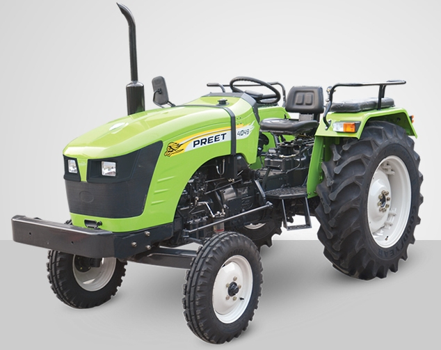 Preet 4049 2WD Tractor on road price in India. Preet 4049 2WD Tractor features specifications and details
