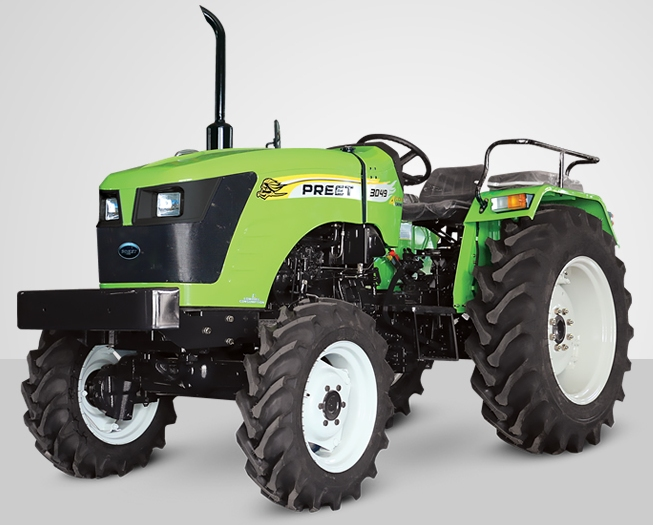 Preet 3049 4WD Tractor on road price in India. Preet 3049 4WD Tractor features specifications and details