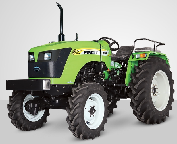 Preet 3549 4WD Tractor on road price in India. Preet 3549 4WD Tractor features specifications and details