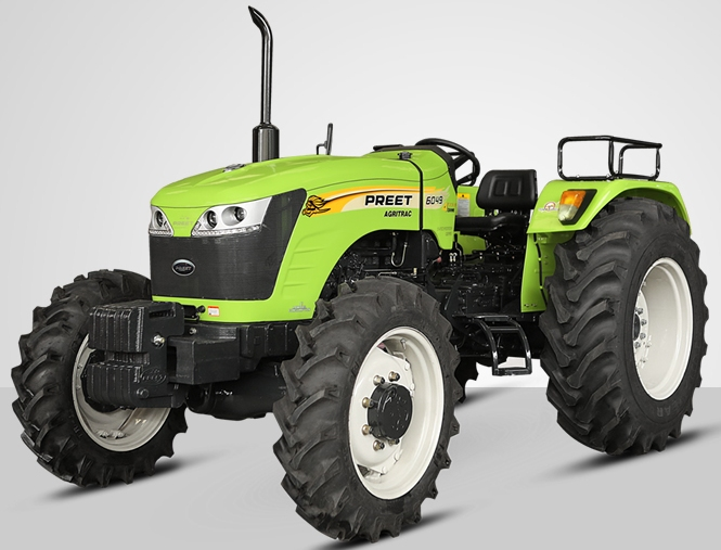 Preet 6049 4WD Tractor on road price in India. Preet 6049 4WD Tractor features specifications and details