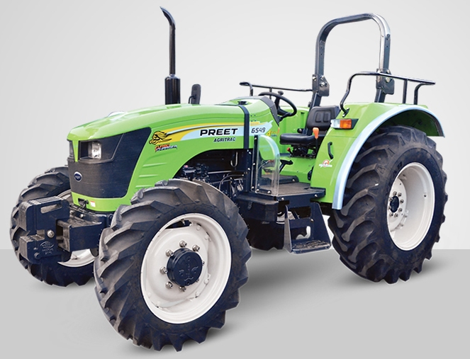 Preet 6549 4WD Tractor on road price in India. Preet 6549 4WD Tractor features specifications and details