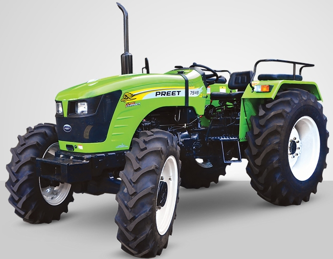 Preet 7549 4WD Tractor on road price in India. Preet 7549 4WD Tractor features specifications and details