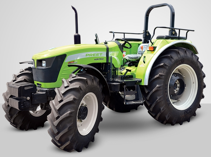 Preet 10049 4WD Tractor on road price in India. Preet 10049 4WD Tractor features specifications and details