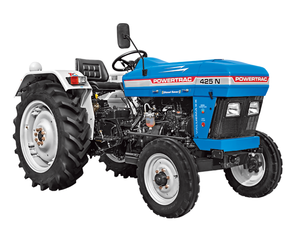 Powertrac 425 N Tractor Price, Feature, Specification, Full Review Video. Powertrac 425 N Tractor On-road Price in India